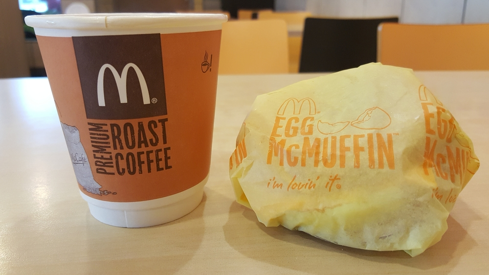 McDonald's All Day Breakfast Drives Earnings Growth, Blows EPS Estimate Out the Water