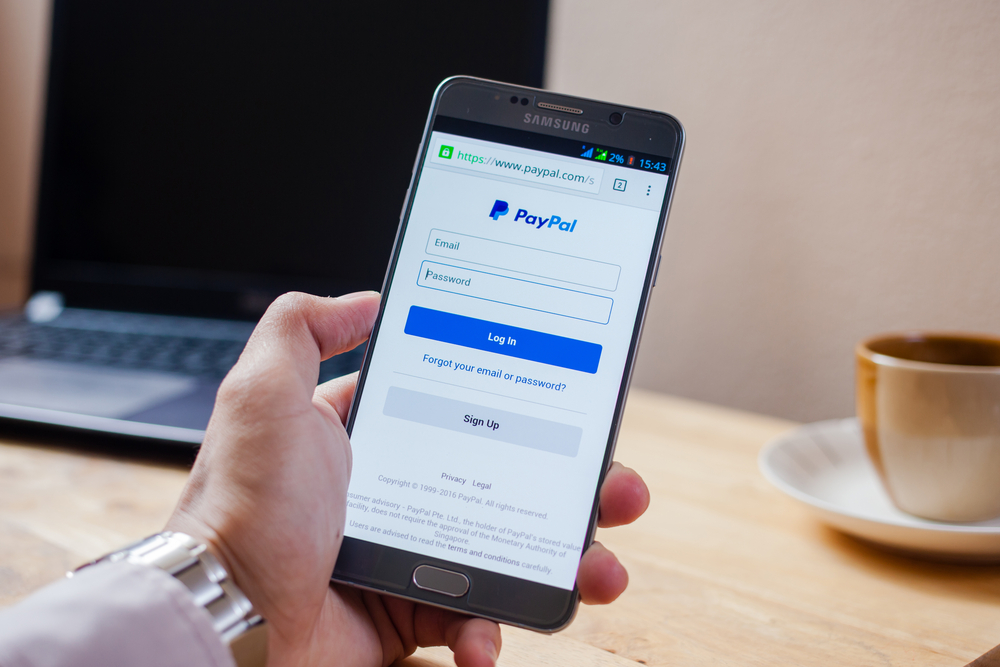 PayPal is Still A Thing…