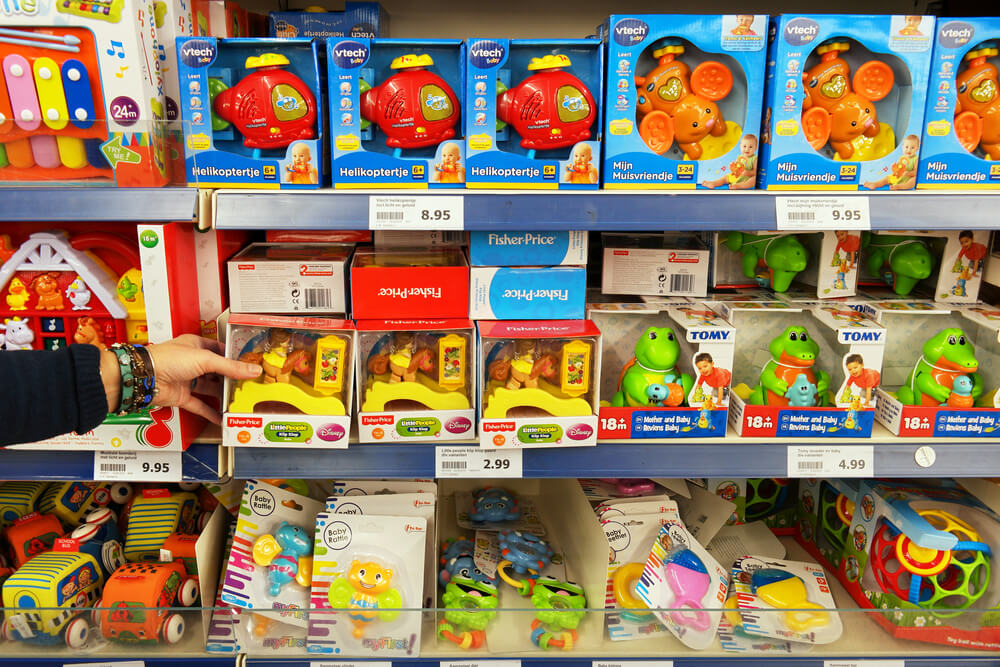 Toy Maker Mattel Sales Slump in 1Q 2017, and it's the Same Old Story