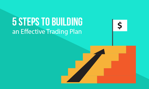 5 Steps To Building An Effective Trading Plan