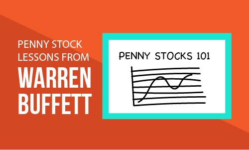 Penny Stock Lessons from Warren Buffett