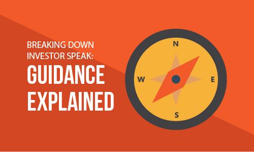 Breaking Down Investor Speak: Guidance Explained