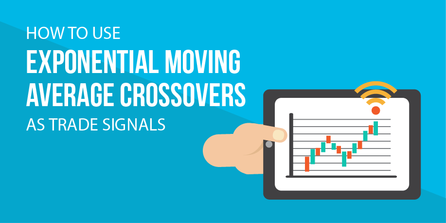 How to use Exponential Moving Average Crossovers as Trade Signals
