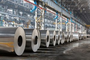 top steel and aluminum stocks