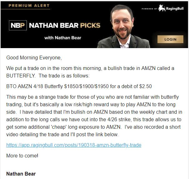 nathan bear amzn trade