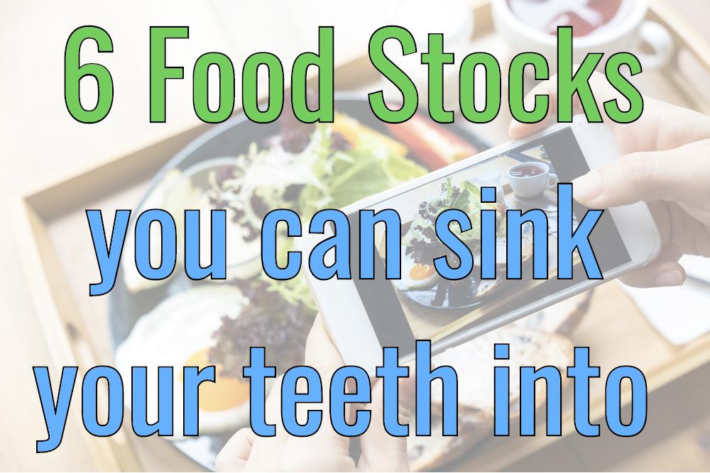 Food Stocks conagra beyond meat hershey