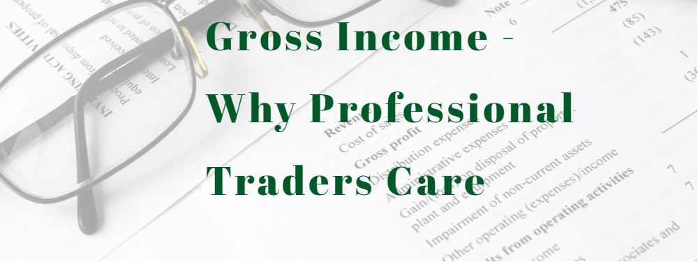 Gross Income Profit Business Trading Investing