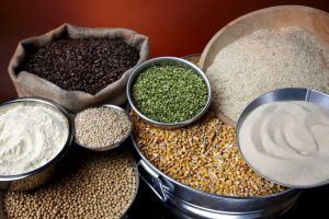 What is a commodity how to profit image of grains
