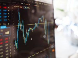 stock trading screen