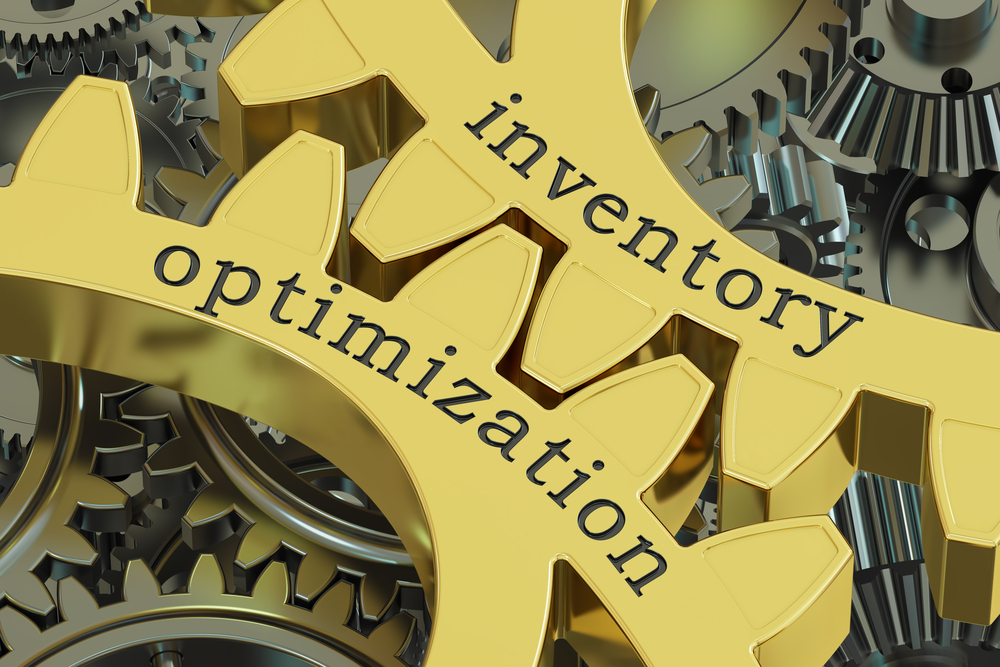 Cogs written inventory optimization
